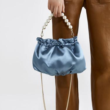 11 bolsos irresistibles de la nueva colección de Zara que igual te salvan una boda que completan tu look de trabajo o de fiesta