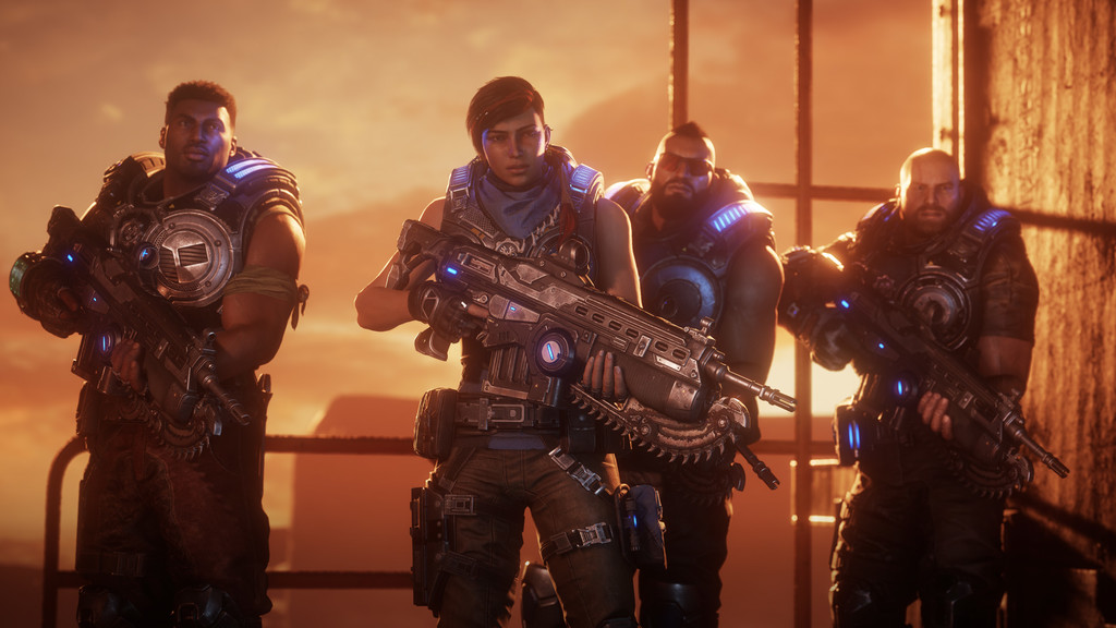 Ryan Cleven, director del multijugador de Gears 5, se marcha de The Coalition