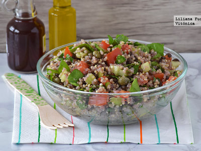 Tu dieta semanal con Vitónica: menú ideal para veganos que desean prevenir carencias