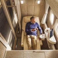 Emirates Airways estrena nuevas suites inspiradas en Mercedes-Benz