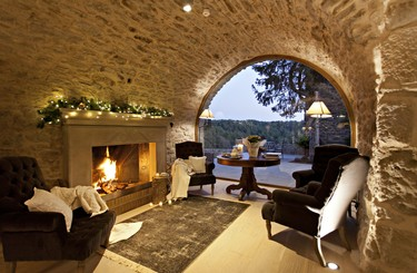 Sí a las vacaciones de invierno en alojamientos tan cálidos y acogedores como La Vella Farga