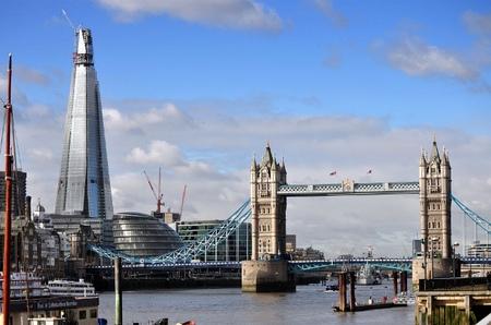 Londres inaugura el rascacielos The Shard que se corona como el más alto de la Unión Europea