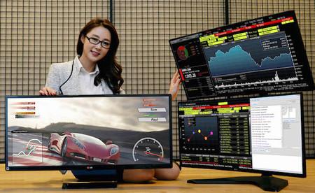 LG le apuesta a la tecnología Freesync de AMD con su nuevo monitor curvo