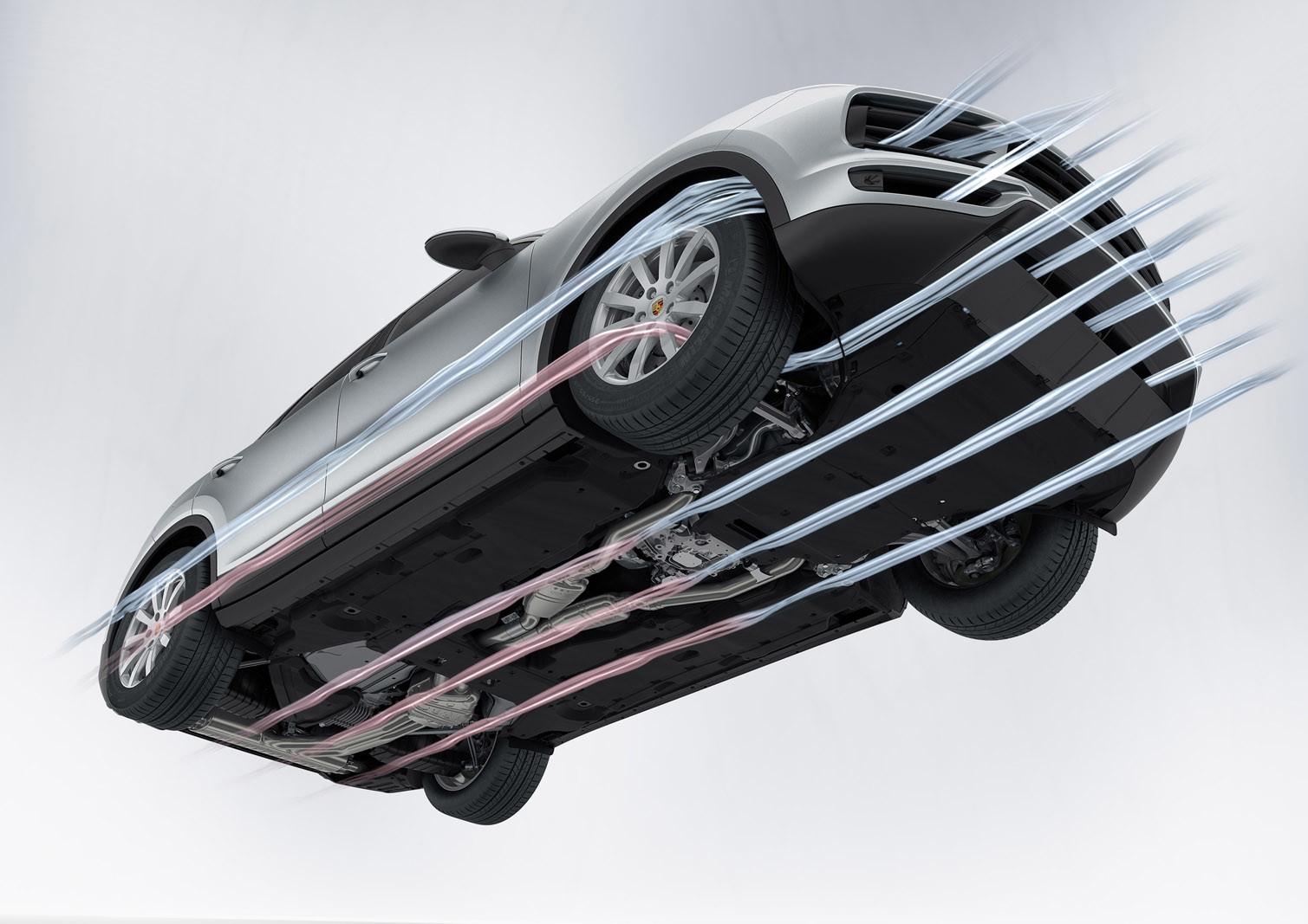 Foto de Porsche Cayenne 2018: repaso tecnológico (34/67)