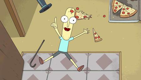Este corto de 'Rick y Morty' nos descubre la emocionante vida de Mr. Poopybutthole