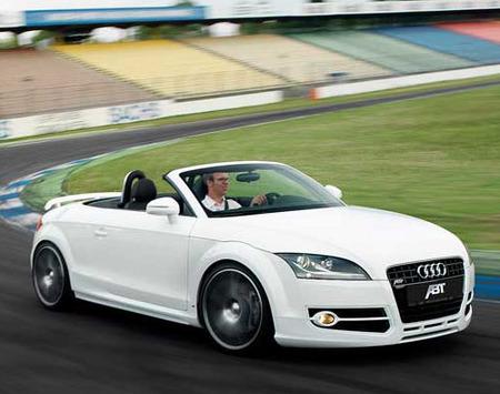 ABT mete en el gimnasio a los Volkswagen Eos y Audi TT Roadster