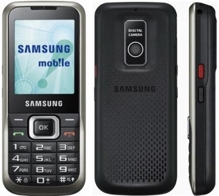 Samsung C3060R, ¿móvil accesible para personas mayores?