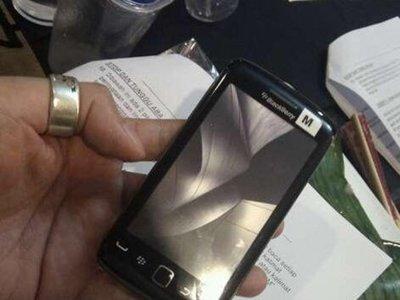BlackBerry Storm 3, ¿primera imagen y especificaciones?