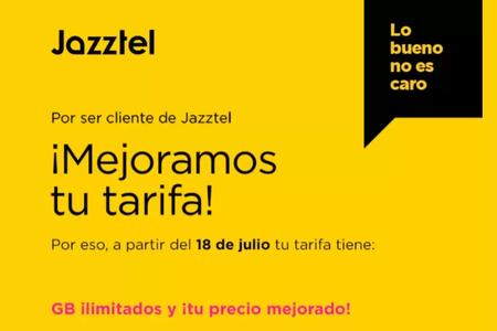 Jazztel vira su estrategia y apuesta por premiar a los clientes más files con mejoras definitivas