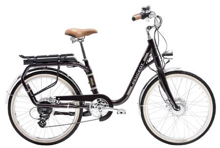 Bicicleta Electrica Peugeot Elc01