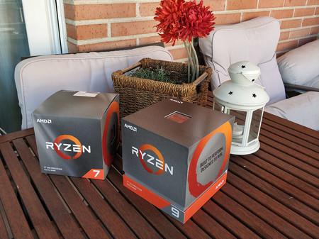 Ryzen 7 3700x Ryzen 9 3900x 12