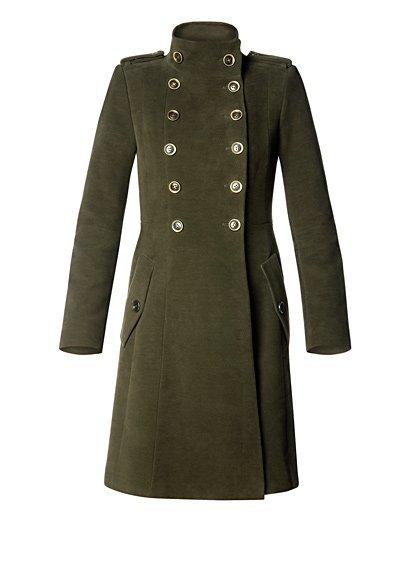 abrigo militar mango