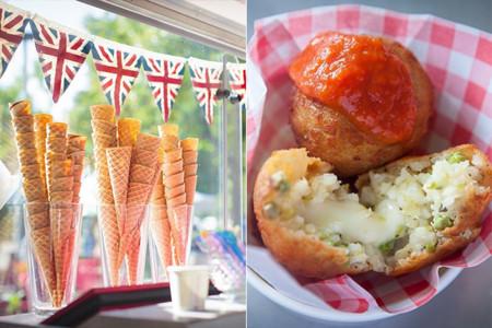 Los food market callejeros que más triunfan en Londres