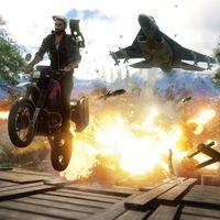 Just Cause 4 muestra la gigantesca isla de Solís y su acción sin límites en un extenso gameplay de 20 minutos