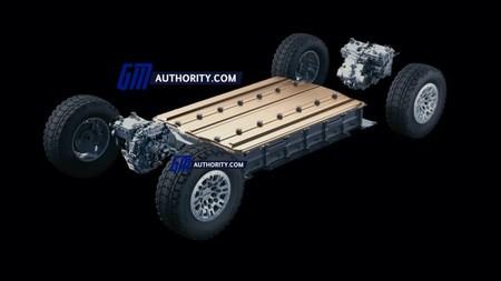 Hummer Electrico Bateria Filtrada