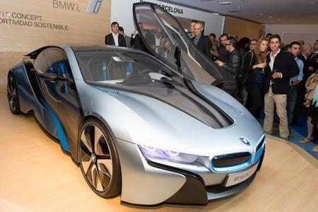 BMW i3 y BMW i8 Concepts, debut en BMW Barcelona
