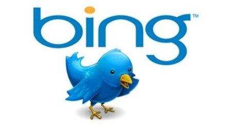 Bing continúa con las búsquedas en tiempo real con Twitter
