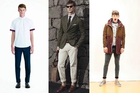 5 estilismos a tener en cuenta de los lookbooks de la primavera 2014