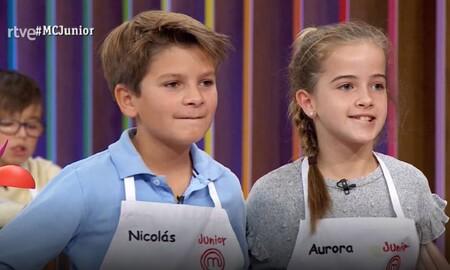 Las niñas tienen claro que no toleran el machismo y así lo demostró Aurora en 'Masterchef Junior'