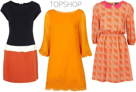 TopShop shopping vestido