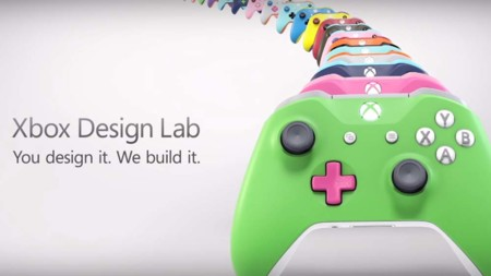 Microsoft le da la libertad al usuario y presenta los controles personalizables con Xbox Design Lab