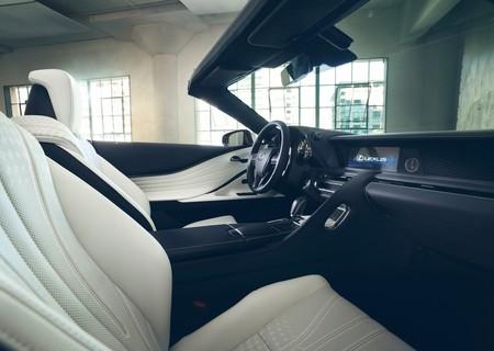 Lexus Lc Convertible Concept 2019 1280 0c