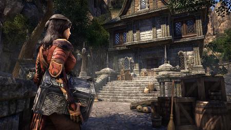 El editor de hogares Homestead de The Elder Scrolls Online ya está disponible en PS4 y Xbox One