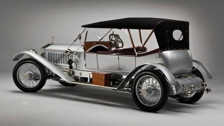 Rolls Royce Silver Ghost 40/50