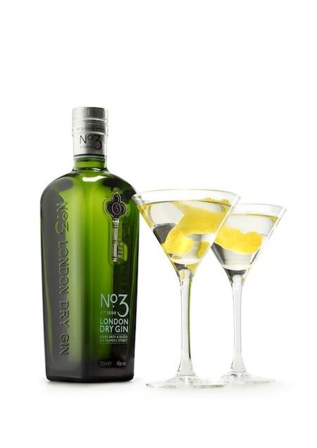 ¿La mejor ginebra del año? Nº3 London Dry Gin según el International Spirits Challenge