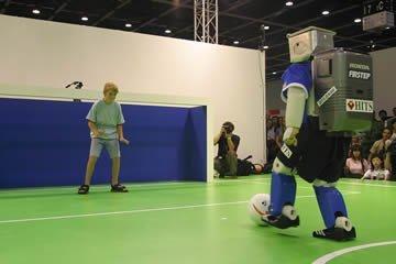 Robocup, el Mundial de los robot