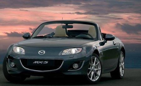 326 kilos menos en el próximo Mazda MX-5