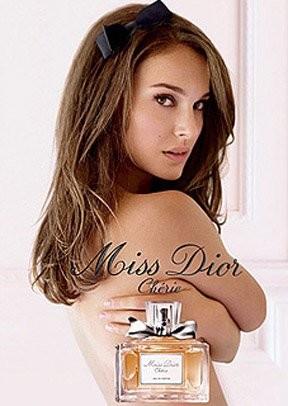 Natalie Portman para Miss Dior Chérie. La consagración de un romance anunciado