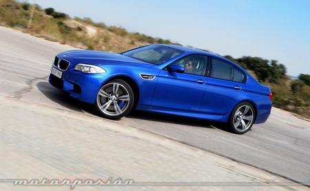 BMW M5, prueba (conducción y dinámica)