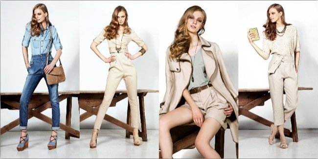 Mango, colección Otoño-Invierno 2010: los estilos y tendencias que llegarán I