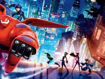 Disney: 'Big Hero 6', de Don Hall y Chris Williams