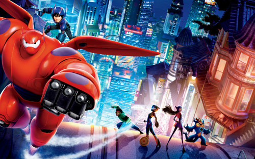 Disney: 'Big Hero 6', de Don Hall y Chris Williams