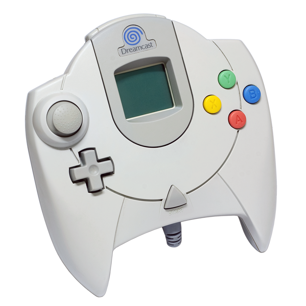 Sega Dreamcast Controller Pal