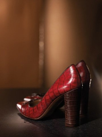Uterque zapato clásico