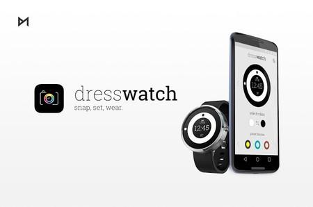 DressWatch, la aplicación que combina la apariencia de tu smartwatch con la de tu ropa