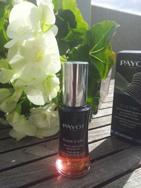El serum con extracto de avena de Payot, un elixir súper hidratante y relajante