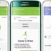 S Health se actualiza para ser universal y competir con Moto Body, Google Fit y compañía