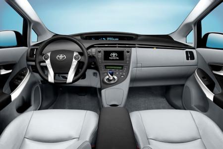 Toyota Prius 2009 interior