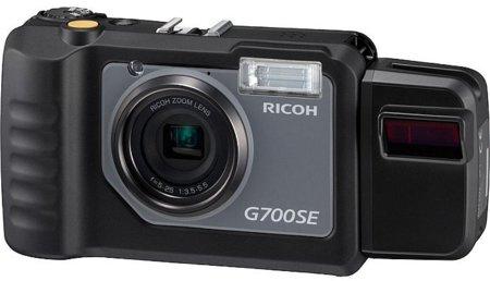 Ricoh G700SE, una compacta resistente y modular