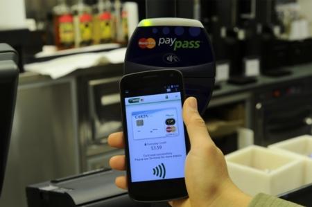 Mastercard sigue la expansión de su sistema de pago Paypass