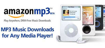 Amazon MP3 venderá música de Sony