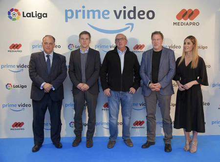 'Six Dreams': la primera serie de Amazon en España es un documental sobre la Liga de fútbol