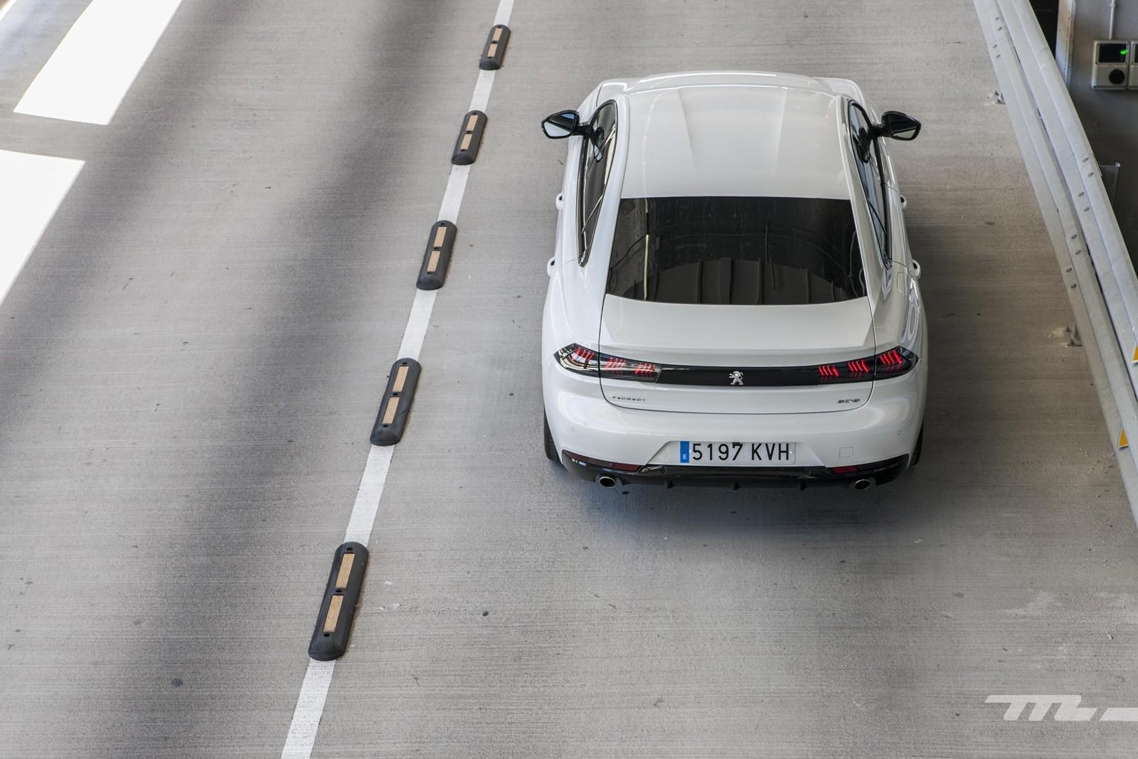 Foto de Peugeot 508 2019, prueba (34/37)