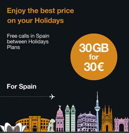 Holidays Spain