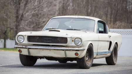 Ford Mustang Shelby Gt350 3