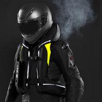 El airbag para moto de Spidi ofrece 3,8 metros de protección y cuesta 599,90 euros
